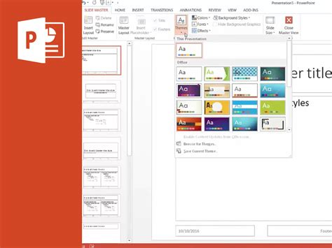 Microsoft Powerpoint 2016 microsoft powerpoint 2016 basic to intermediate oaks