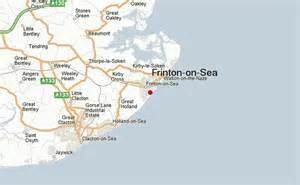 clacton on sea map frinton on sea location guide