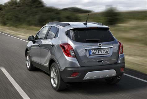 Opel Mokka 2016 Price And Review   New Automotive Trends