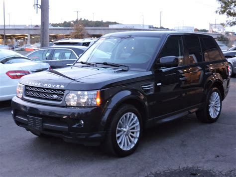 land rover range rover 2010 used 2010 land rover range rover hse sport at saugus auto mall