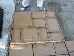 How Thick Does Concrete Need To Be For A Patio by How To Make A Nice Cement Patio Homemade Adobe And
