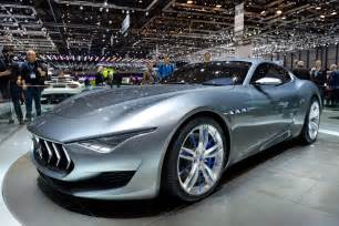 Photos Of Maserati Cars Maserati Details Alfieri Will Rival Porsche 911 And