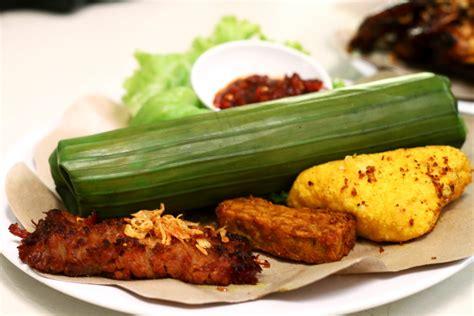 Bahan Masakan Komplit Ayam Tim nasi timbel erik mulyana cara membuat resep nasi timbel
