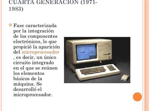 cuarta generacion genial cuarta generacion de computadoras galer 237 a de