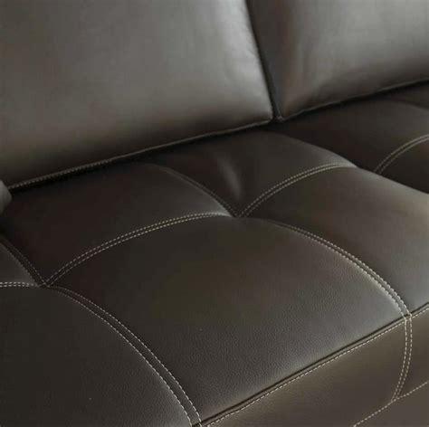poliuretano per divani divano con penisola in poliuretano e pelle regolabile