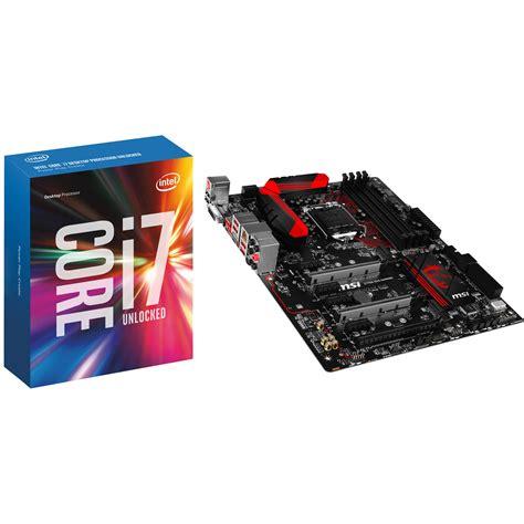 best intel gaming processor intel i7 6700k 4 0 ghz lga 1151 processor b h