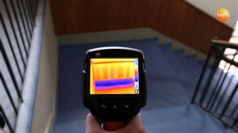 termocamera testo termocamera testo 870 in edilizia ponti termici e