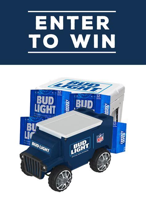 Bud Light Giveaway - bud light super bowl giveaway
