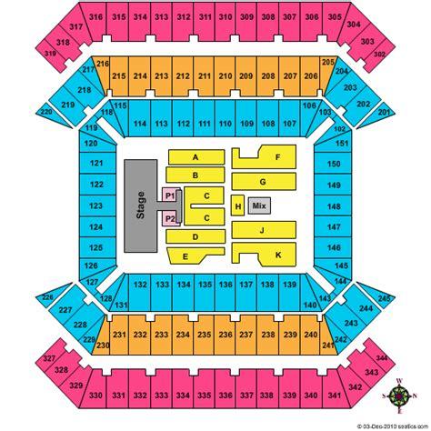 raymond stadium seating raymond seating chart