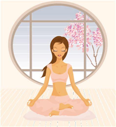 imagenes yoga animadas ai eps