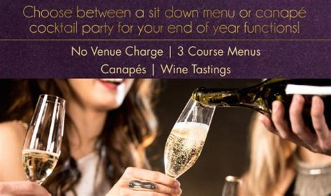 vodacom year end function restaurants co za specials events