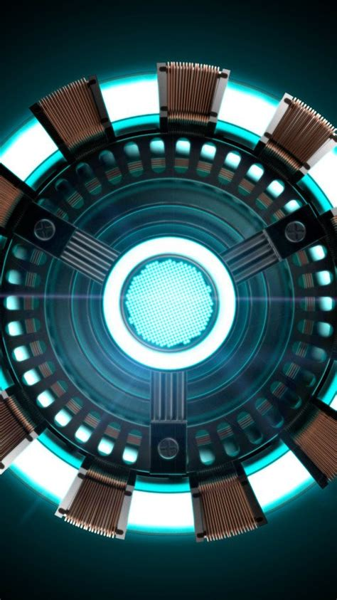 iron man arc reactor iphone wallpaper impremedianet