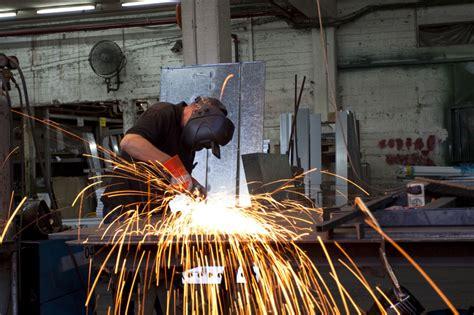 Kaos Welder Metal Workers welding pt metalwerx