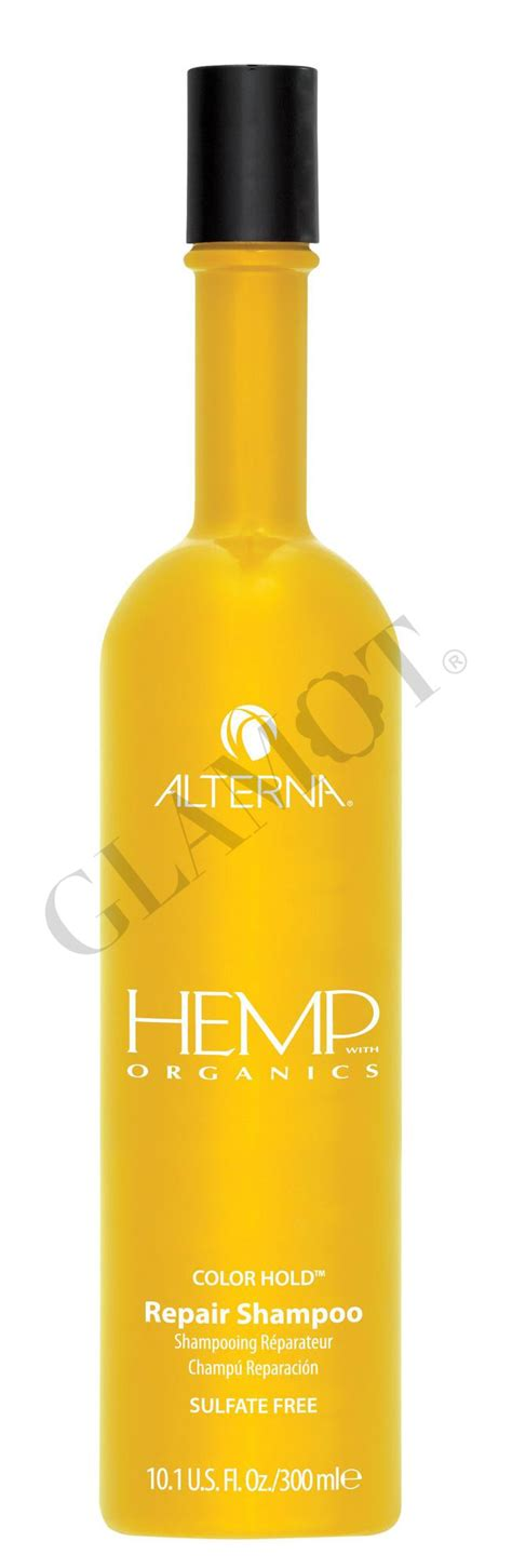 Alterna Professional Haircare Hemp Repair Conditioner by Alterna Hemp Repair Shoo Glamot De