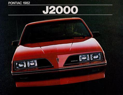 1982 Pontiac J2000 by 1982 Pontiac J2000 Information And Photos Momentcar