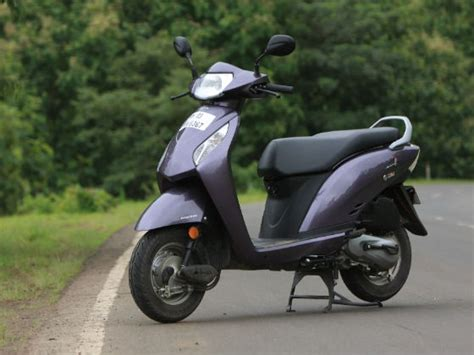 honda activa i scooty top 10 best scooty for and in india 2014