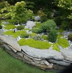 moss landscaping creative diy gardening idea 18 rock moss landscape