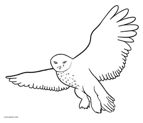 snowy owl coloring pages coloring pages ideas