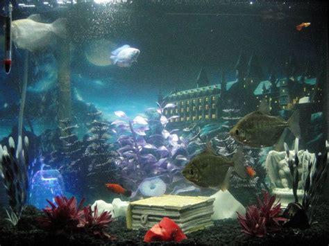 harry potter aquarium decor fish tank decorations harry potter harry potter fish