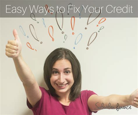 7 Easy Ways To Improve Your Health Today by Credit Repair Archives Suburban Finance