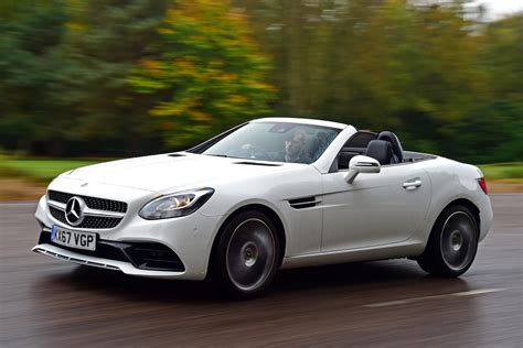 Images Of Mercedes by New Mercedes Slc 180 2017 Review Auto Express