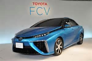 Freedom Toyota Toyota California Go For Hydrogen Fuel Freedom