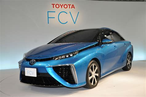 Toyota Fcv Toyota Mirai The Future Has Arrived Toyota