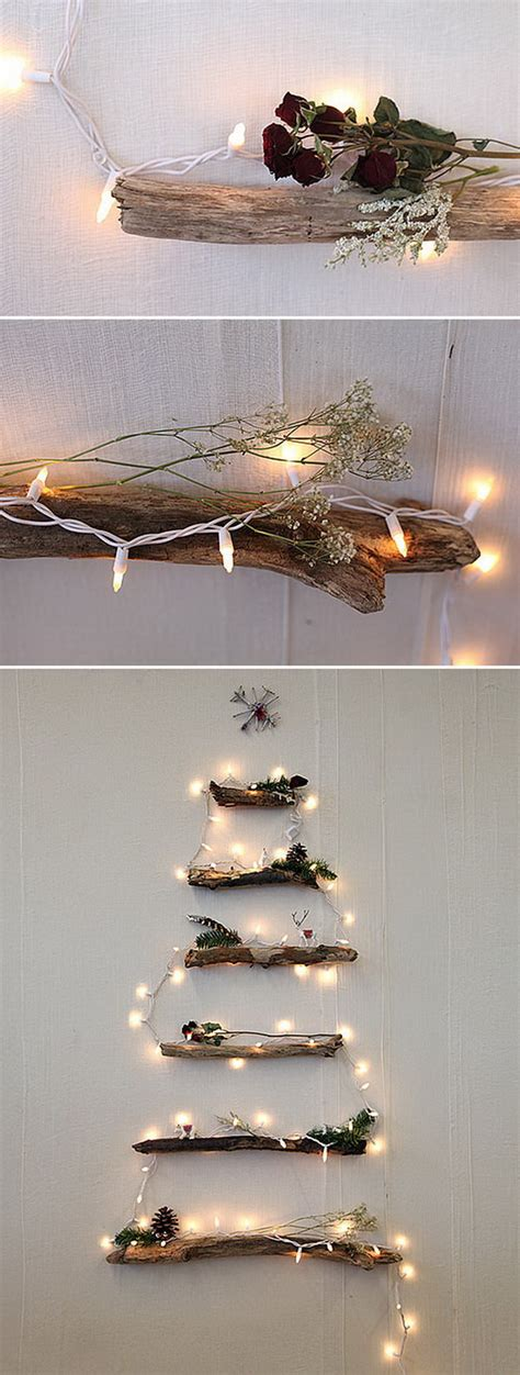 25 sparkling christmas lighting decoration ideas diy