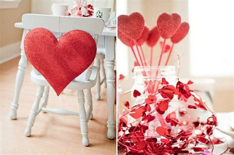 cool heart decorations  valentines day digsdigs