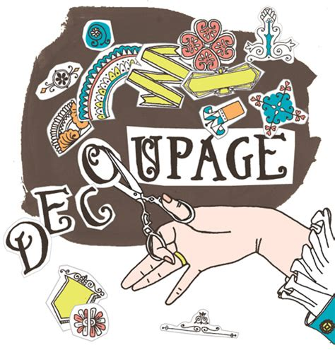 History Of Decoupage - past present decoupage history diy project design