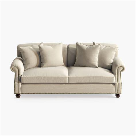Edwardian Sofa by 3d Edwardian Sofa Model
