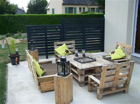 Outdoor Furniture Made Out Of Pallets Home Design Elements Patio Furniture Made Out Of Pallets