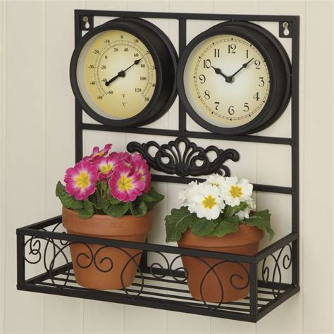 Planters Clock by 1497 Best Images About Wrought Iron On Plant