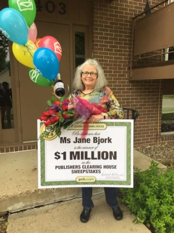 Who Won Publishers Clearing House Sweepstakes - who won the publishers clearing house sweepstakes in june 2016 autos post