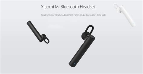 Sale Xiaomi Headset Bluetooth Youth Edition xiaomi mi bluetooth headset earphone end 4 7 2018 2 15 pm