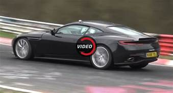 V8 Aston Martin Does This Aston Martin Db11 Sound Like It S Amg V8 Powered