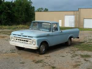 buy used 1962 ford f100 unibody longbed up truck w