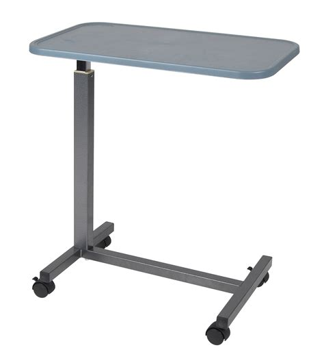 drive medical overbed table assembly overbed table plastic top drive medical