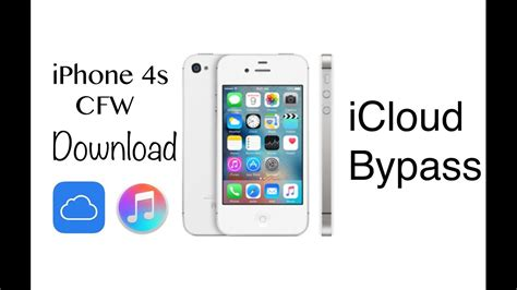 Iphone Icloud by Iphone 4s Icloud Bypass Cfw