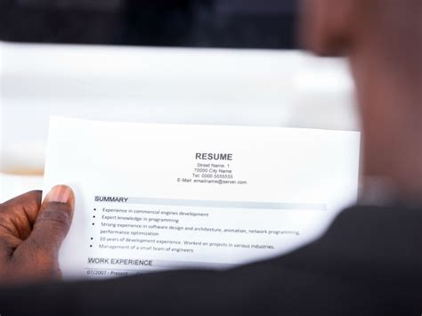 Mba Unc App by How To Refine Your Resume For The Emba Application Unc