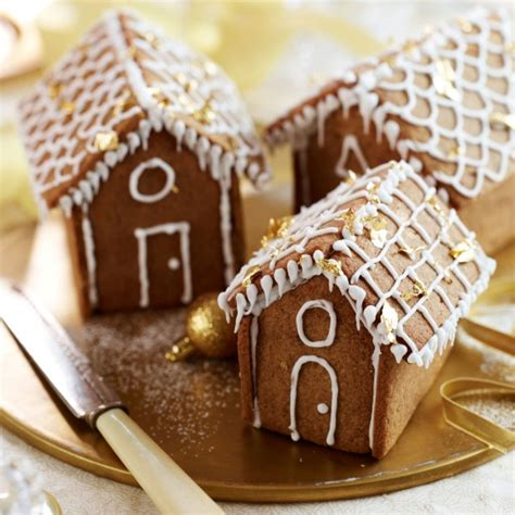gingerbread recipe for houses mini gingerbread houses woman and home