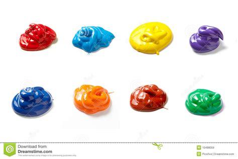the color spot liquid paint drop color spot royalty free stock images