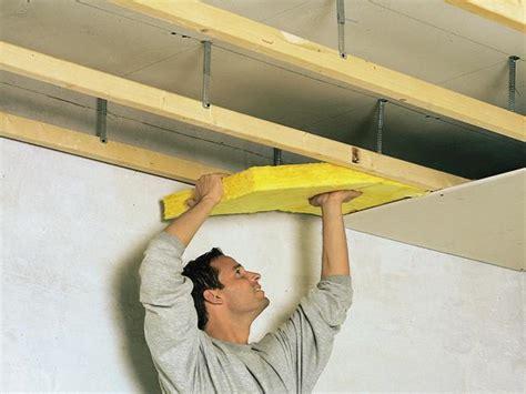 Decke Isolieren by Zimmerdecke Nachtr 228 Glich D 228 Mmen Ratgeber Bauhaus