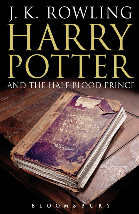 Harry Potter And The Blood Half Prince review harry potter and the half blood prince jk rowling the sporadic chronicles of a