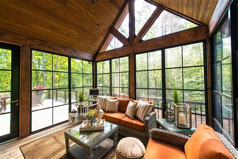 Difference Between Interior Design And Decorating Timeless Allure 30 Cozy And Creative Rustic Sunrooms