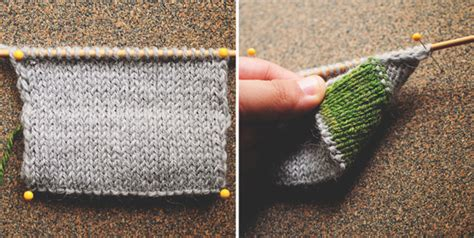how to sew a flat seam in knitting 5 knitting edges you should