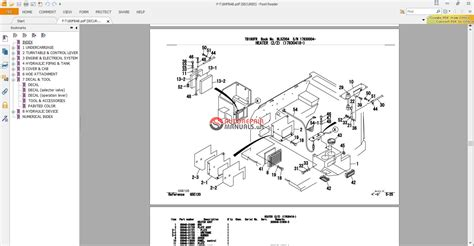 takeuchi excavator tb180 fr parts manual auto repair manual forum heavy equipment forums