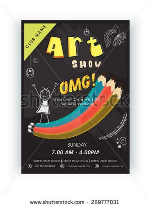 17 latest talent show flyer templates psd web resources