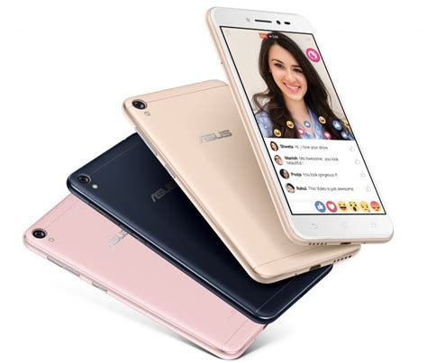 Shining Chrome Zenfone Live Zb501kl asus zenfone live with 5 inch display real beautification technology launched