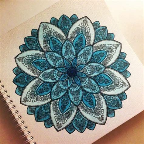 flower pattern drawing tumblr mandala flower drawing tumblr
